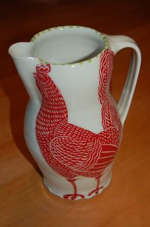 Sue Tirrell pitcher